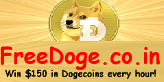 Free Dogecoin